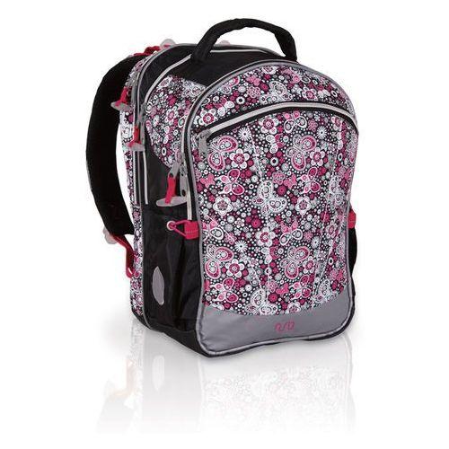 Plecak szkolny Topgal NUN 201 A - Black z kategorii Tornistry i plecaki