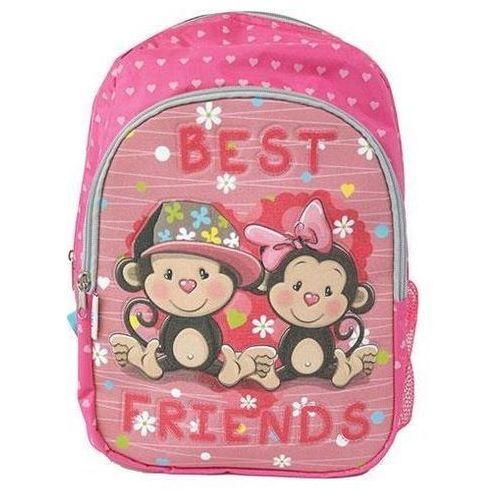 Eurocom Plecak dziecięcy duży best friends (3850385004424)