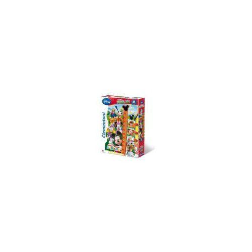 Clementoni Puzzle 30 maxi miarka klub przyjaciół myszki miki (8005125203031)