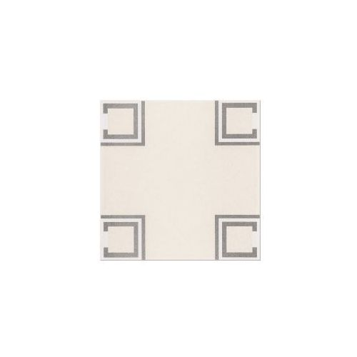 Płytka gresowa basic palette pattern b white 29,7 x 29,7 (gres) op631-039-1 marki Opoczno