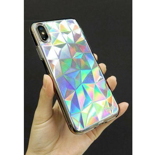 Etui air prism glitter iphone x clear marki Ringke