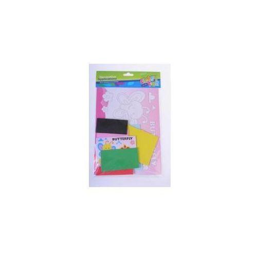 Ozdoba dekoracyjna piankowe samoprzylepne motyle - EURO-TRADE OD 24,99zł DARMOWA DOSTAWA KIOSK RUCHU (5901350263716)