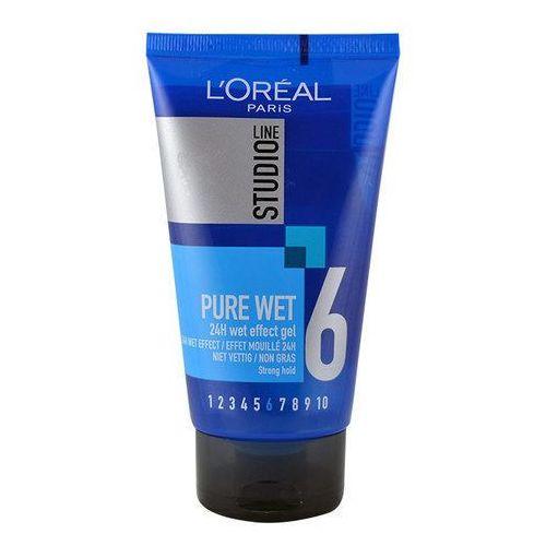 L´Oreal Paris Studio Line Pure Wet 24H Gel 150ml W Żel do włosów