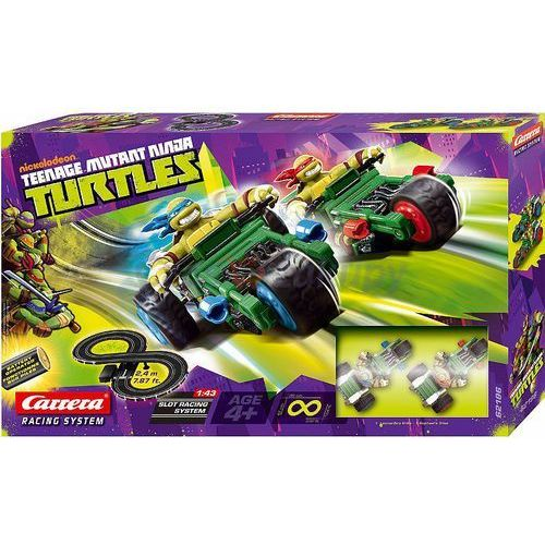 Carrera Turtles Żółwie Ninja