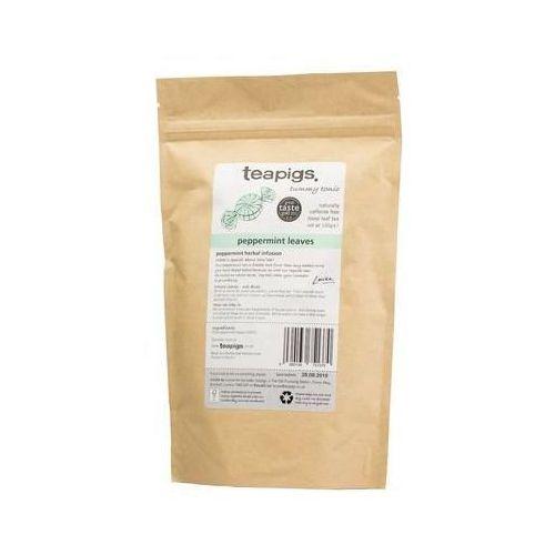 Teapigs  peppermint leaves herbata sypana 100g