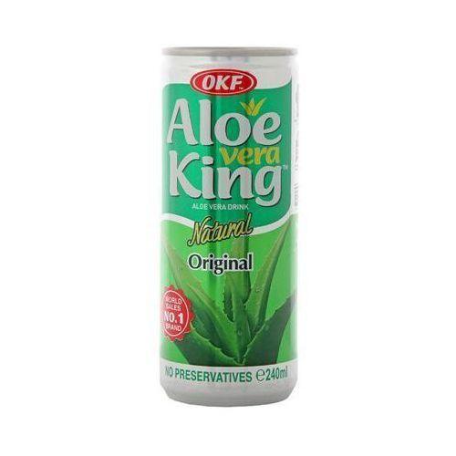 Okf 240ml aloe vera king napój aloesowy