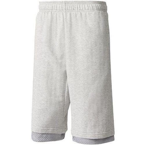 Szorty adidas Winner Stays Shorts BK7796, bawełna