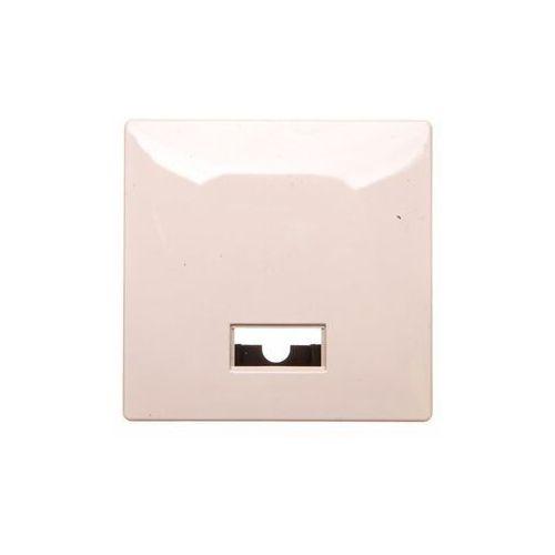 Merten Klawisz+okienko przycisk 1x kremowy tworzywo MTN411844 (3606485003658)
