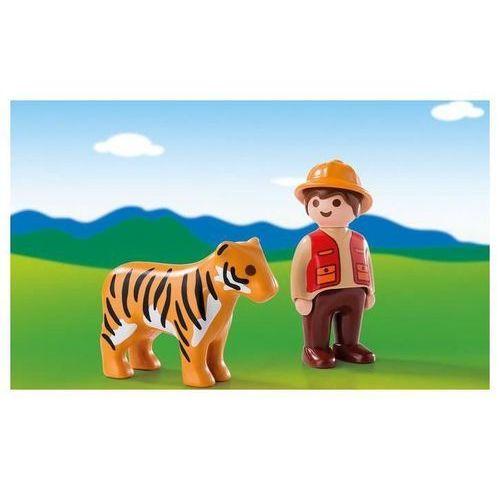 Playmobil Opiekun tygrysa 6976 - BEZPŁATNY ODBIÓR: WROCŁAW!
