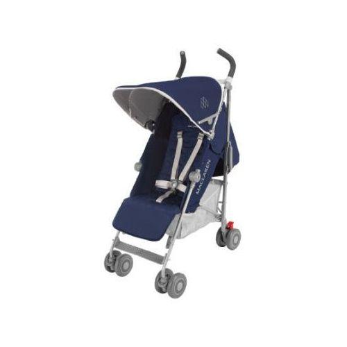 Maclaren  wózek spacerowy quest sport medieval blue/silver, kategoria: wózki spacerowe