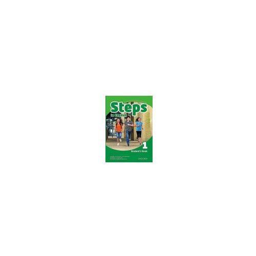 Steps in English 1. Klasa 4-6, szkoła podstawowa. Podręcznik