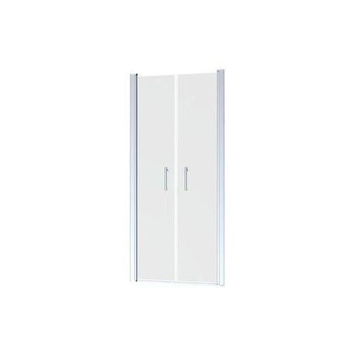 Drzwi prysznicowe remix 80 cm x 195 cm marki Sensea