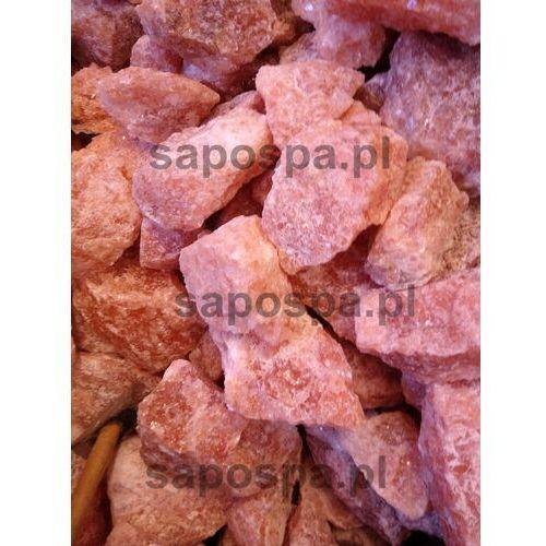 5kg KRUCH SOLNY 3-9 CM RÓŻOWY BRYŁKI SOLI DO SAUNY