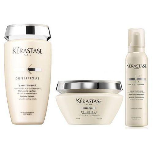 Kerastase Densifique Densite | Zestaw zagęszczający włosy: szampon 250ml + maska 200ml + pianka 150ml