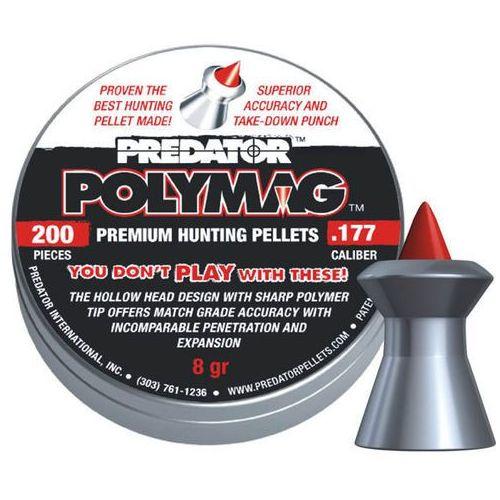 Śrut JSB Predator Polymag 4.5mm 200szt (1001-01-200)
