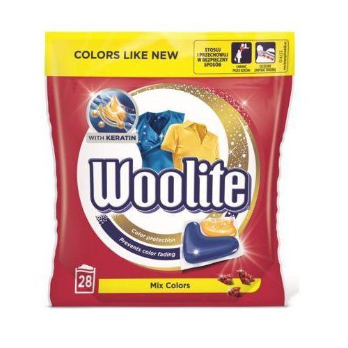 Woolite Kapsułki do prania colour 28 szt.