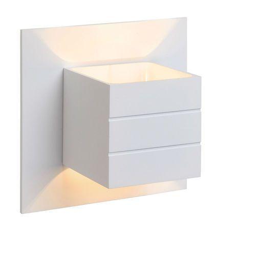 BOK - Kinkiet ALuminium Biały 1-punktowy Dł.15cm, 17282/11/31