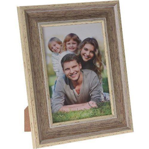 Drewniana ramka na zdjęcia 13x18 cm