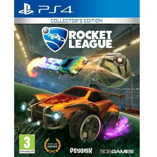OKAZJA - Rocket League Collector's Edition (PS4)