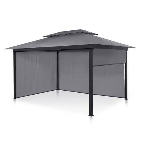 Blumfeldt grandezza cortina, pawilon ogrodowy, 3 x 4 m, 4 części boczne, ciemnoszary (4060656154508)