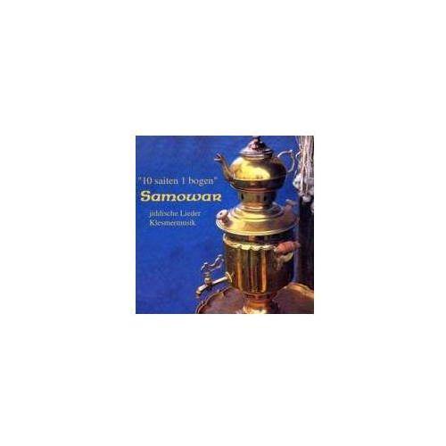 Samowar, Jiddische Lieder, EXCD381