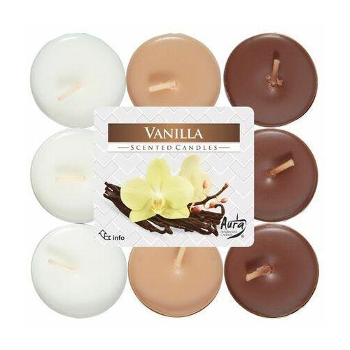Podgrzewacz zapachowy VANILLA wanilia 18 szt. (5906927120676)