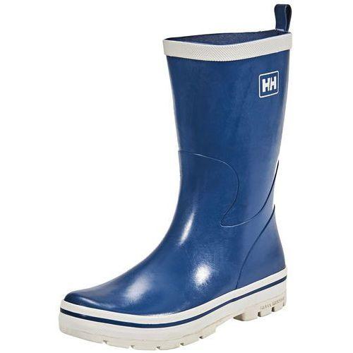 Helly Hansen Midsund 2 Kalosze Kobiety niebieski US 7   38 2018 Kalosze, kolor niebieski