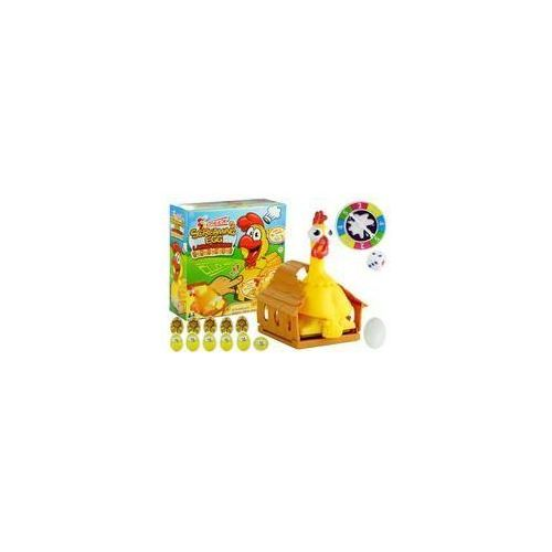 Lean toys Gra screaming egg kura gra dla całej rodziny