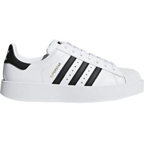 Buty adidas Superstar Bold Platform BA7666, kolor biały
