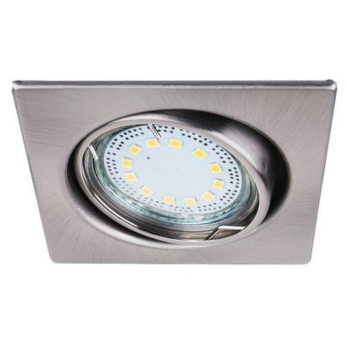 Oczko lampa sufitowa oprawa wpuszczana lite 3x50w gu10 satyna/chrom 1057 marki Rabalux