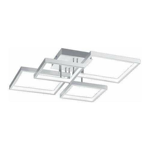 sorrento 627710405 plafon lampa sufitowa 1x24w led 3000k szczotkowane aluminium marki Trio