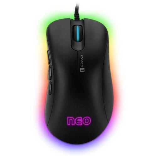 Connect IT mysz optyczna Neo (CMO-3590-BK) (8595610625467)