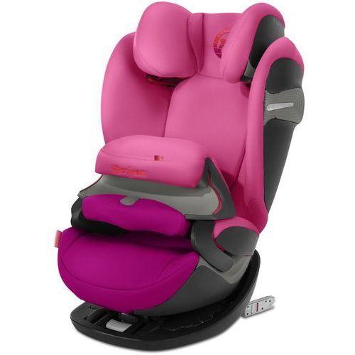 Cybex gold fotelik samochodowy pallas s-fix passion pink-purple (4058511251950)