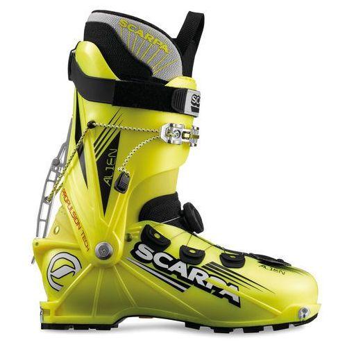 Buty skiturowe alien marki Scarpa