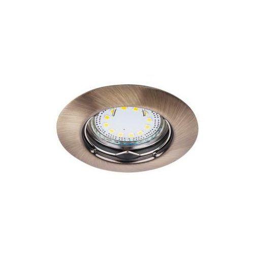 Oczko halogenowe / LED LITE 3x50W brązowy