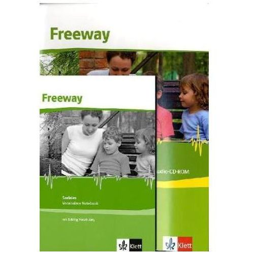 Workbook mit Lösungsheft und Audio-CD-ROM und Vocabulary Notebook mit Talking Vocabulary