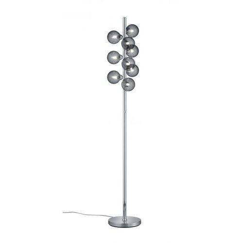 Lampa Stojąca Trio Leuchten ALICIA Chrom, 9-punktowe - Nowoczesny/Vintage - Obszar wewnętrzny - ALICIA - Czas dostawy: od 3-6 dni roboczych (4017807423150)