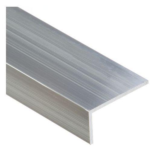 Kątownik Cezar 50 x 30 x 2,5 mm 1 m aluminium naturalne, 84864766