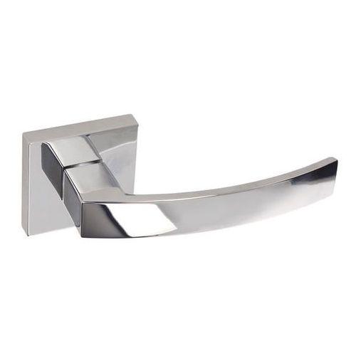 Klamka drzwiowa Gamet Mistico kwadratowy szyld chrom (5901304683119)