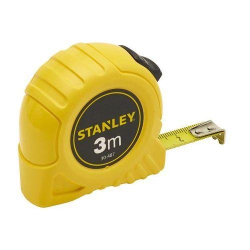 miara stalowa 3m x 12,7mm obudowa tworzywo marki Stanley