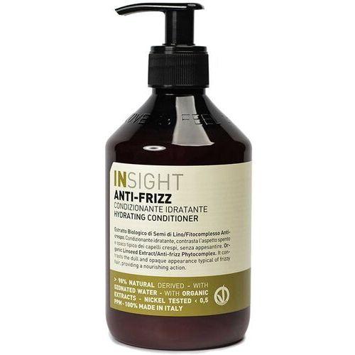 Insight anti frizz, odżywka nawilżająca przeciw puszeniu, 400ml