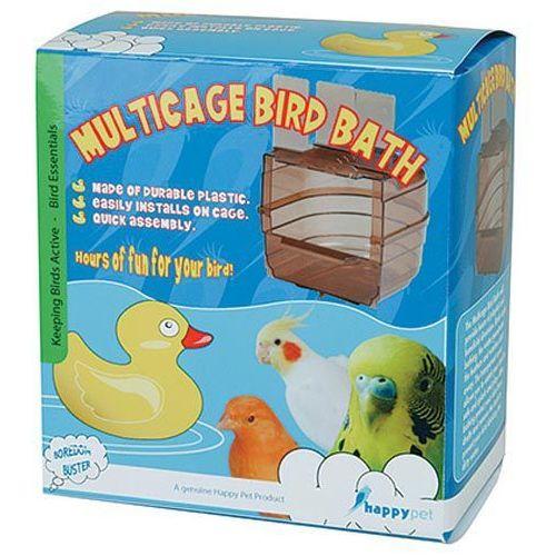 Basen dla mniejszych ptaków - HappyPet