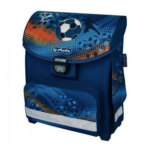 Herlitz  tornister szkolny smart soccer 000681