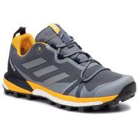 Adidas Buty - terrex skychaser lt gtx gore-tex g26507 onix/greone/actgol