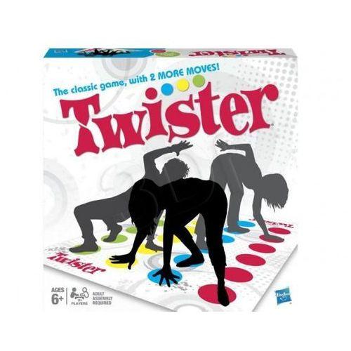 Gra twister refresh - darmowa dostawa od 199 zł!!! marki Hasbro