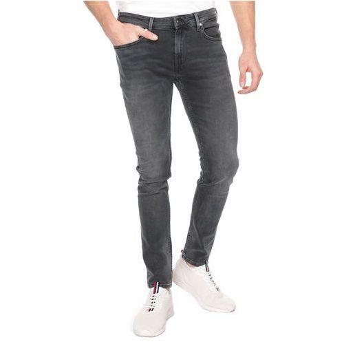 finsbury dżinsy czarny 31/32, Pepe jeans