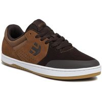 Sneakersy ETNIES - Marana 4101000403 Brown/Tan 213, kolor brązowy