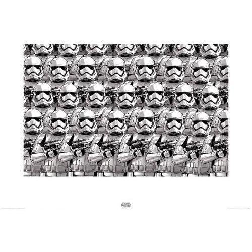 OKAZJA - Pyramid posters Star wars the force awakens stormtrooper - reprodukcja