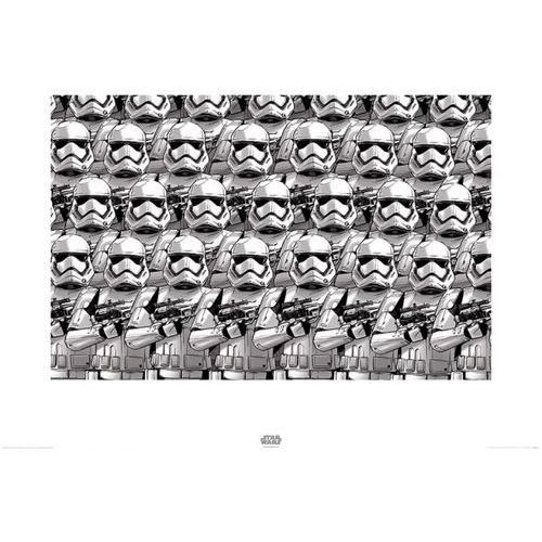OKAZJA - Star Wars The Force Awakens Stormtrooper - reprodukcja