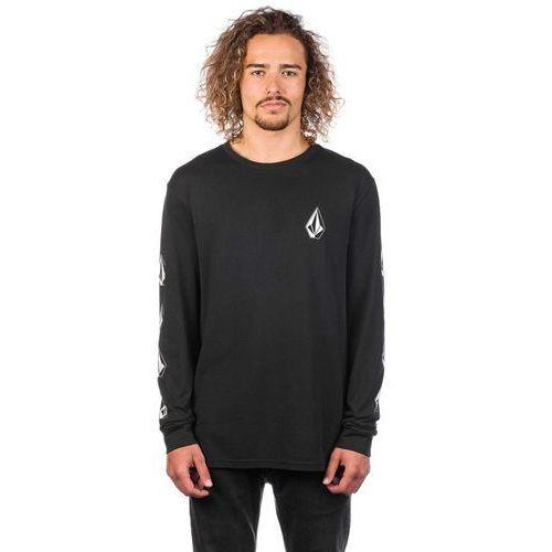 Koszulka - deadly stone bsc ls black (blk) rozmiar: xl marki Volcom